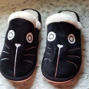Sweet Kitty Slippers